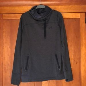 Under Armour Cowl Neck light weight sweatshirt